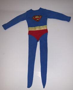 Vintage Mego Superman Original Suit - No Cape