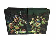 6pcs Nickelodeon Ninja Turtles Party Goodie Bags Party Favor Paper Gift Bags