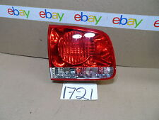 04 05 06 Volkswagen Touareg DRIVER Side Tail Gate Used Rear Lamp #1721-T