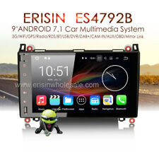 "AUTORADIO 9"" Android 7.1 Quad Core 2Gb 16Gb Mercedes Classe A W169 B W245 Wifi"