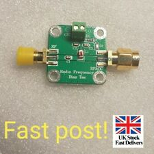 Bias Tee Wideband 10MHz-3GHz for HAM radio RTL SDR LNA Low Noise Amplifier 50VDC