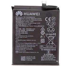Huawei P30 HB436380ECW Akku Batterie Handy Accu Battery 3650mAh 14,05Wh
