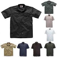Dickies - 1574 Short/S Work Shirt Freizeithemd Security