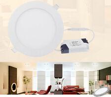 Pannello LED plafoniera faretto rotondo incasso.Bianco freddo o caldo. Soffitto