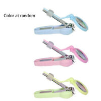Baby Nail Clippers with Magnifying Glass Pocket Cutter Trimmer Manicure Tool