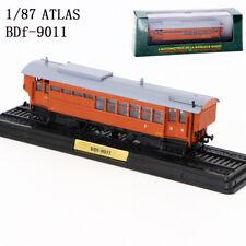HO 1:87 L'AUTOMTRICE DE LA BANLIEUE OUEST 1901 BDf-9011 Train Model Collection