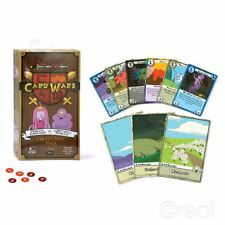 New Adventure Time Princess Bubblegum Vs Lumpy Space Card Wars Game Official