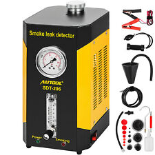 Sdt-206 Smoke Leakage Leak Diagnostic Detector Air Intake 12v DC Fuel Pipe