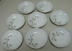 Empress China Seyei Japan Bamboo Garden 1552 Dessert Bowls Set of 8