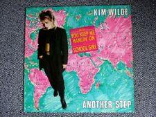 KIM WILDE - Another step - VINYLE LP / 33T