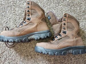 Wolverine Gore-Tex 600 Gram Thinsulate Hunting Work Boots Mens 9M Steel Toe