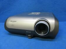 Sharp NoteVision XR-20X Portable Multimedia DLP Projector *Tested & Working*
