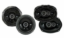 "Kicker (43Dsc6504) 6.5"" Car Speakers + Kicker (43Dsc6930) 6x9"" Car Speakers"