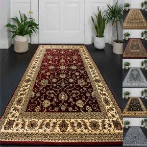 Non Slip Traditional Runner Rug Living Room Bedroom Hallway Runners Carpet Mat