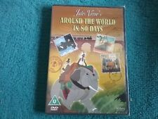 Around The World In 80 Days (DVD, 2008) new freepost