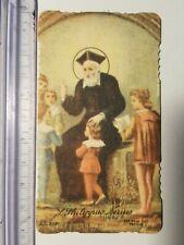 Santino Holy Card fustellato San Filippo Neri S. Philippus Nerius (GT1470) ^