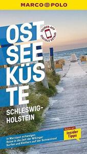 MARCO POLO Reiseführer Ostseeküste Schleswig-Holstein - Aktuelle Ausgabe 2020