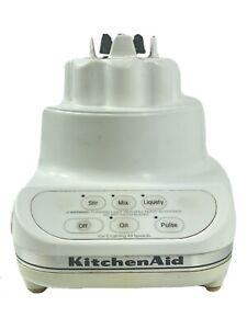 KitchenAid Blender Motor Base White Replacement Part KSB3WH Works Great