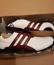 Adidas Mens Adipure TC Golf Shoes New Leather Waterproof - Rare