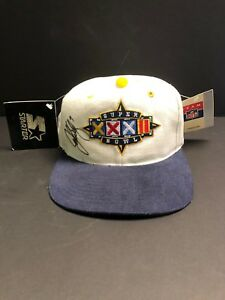 JOHN ELWAY Signed NFL Rare Super Bowl XXXII Hat Bronco Autograph New With Tags