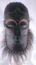 Masque africain. African masK SONGYE top++++afrikanishe kunst art africain trib