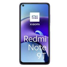 """XIAOMI REDMI NOTE 9T 5G DAYBREAK PURPLE 128GB ROM 4GB RAM DUAL SIM DISPLAY 6.53"""""""
