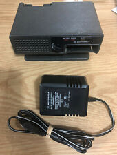 Motorola Minitor Ii (2) Pager Amplified Charger & Power Supply, Nrn4985B, Tested
