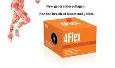 4 Flex 30 sachets COLLAGEN HYDROLYZATE Fortigel® Formation Bones Joints Support