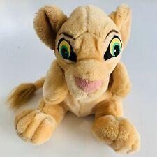 Vintage Lion King Nala Hand Puppet Plush Stuffed Toy Applause Walt Disney