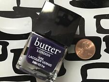 BUTTER London Nail Polish * PASSWORD PLEASE * Half Size .2 oz * SEALED