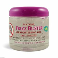 Fantasia IC Frizz Buster Straightening Gel - 100% Effective 454gm