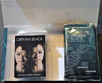 Cryptozoic Orphan Black Season 1 Complete Base Set, Box, Wrappers Trading Cards
