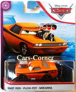 Disney Pixar Cars 1 Snot Rod #54 Der Rowdy From Highway 66 Tuner Series 2019 Ovp