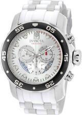 Invicta Men's Pro Diver Chrono 100m Stainless Steel Polyurethane Watch 20290