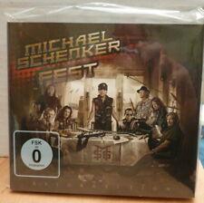 MICHAEL SCHENKER FEST - RESURRECTION (2018 CD + DVD) Gatefold Digipak