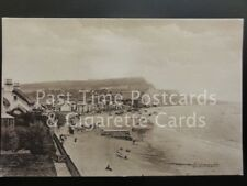 Devon: Sidmouth c1906 showing beach and old town