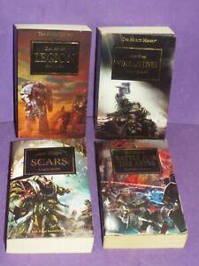 Warhammer Horus Heresy, Scars, Legion, Battle for the Abyss, Vulkan Lives (dd
