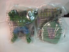 Burger King The Hulk 6 Piece Toy Set Complete Still Sealed From 2008 New t4