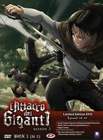 L'Gancho De Gigantes - Season 03 Caja Vol.1 (Episodios 1-12) (Limited