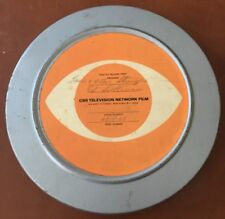 Original CBS Ed Sullivan Show 16 MM Film Positive Release Print And Case 1970
