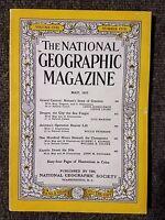 National Geographic Magazine May 1955 Grand Canyon, Bruges, Arizona, Chesapeake