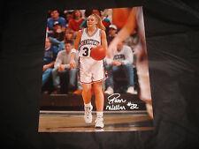Pam Webber 32 1994-95 Uconn Basketball Signed 8X10 Photo Authentic Autograph Jb9
