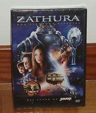 ZATHURA - UNA AVENTURA ESPACIAL - DVD - NUEVO - PRECINTADO - AVENTURAS -FANTASIA