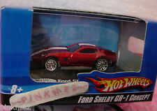 2008/2009 Hot Wheels FORD SHELBY GR-1 CONCEPT~variant  metallic RED~1:87/HO