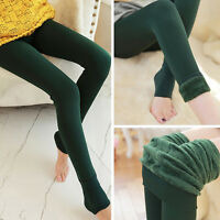 Womens  Ladies Thick Warm Winter Stockings Socks Stretch Tights Opaque Pantyhose