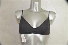 maillot de bain bikini (haut) gris ERES halogene T 42-44 (US 12) NEUF Val 150€