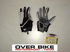 Guanto Motocross,Enduro,Quad,Trial Ixon RS Kick colore nero/bianco taglia L