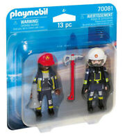 PLAYMOBIL Firefighters 70081 PLAYMOBIL