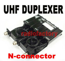 50W UHF 6 Cavity Duplexer for repeater  GM-300  SQ450-N