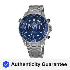 Nuevo Omega Seamaster Diver 300 M 44mm Reloj para hombres 210.30.44.51.03.001